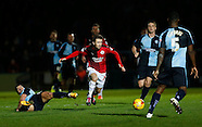 Wycombe Wanderers v Crawley Town 28/12/2015