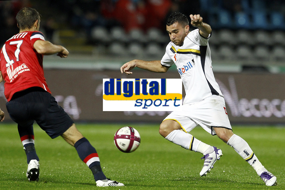 FOOTBALL - FRENCH CHAMPIONSHIP 2011/2012 - L1 - LILLE OSC v FC SOCHAUX - 17/09/2011 - <br />