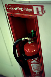 Jul. 26, 2012 - Fire extinguisher (Credit Image: © Image Source/ZUMAPRESS.com)