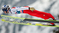 21.03.2010, Planica, Kranjska Gora, SLO, FIS SKI Flying World Championships 2010, Flying Hill Team, im Bild MORGENSTERN Thomas, ( AUT ), EXPA Pictures © 2010, PhotoCredit: EXPA/ J. Groder / SPORTIDA PHOTO AGENCY