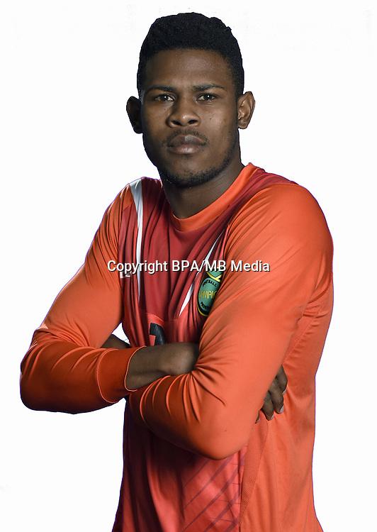Football Conmebol_Concacaf - <br />Copa America Centenario Usa 2016 - <br />Jamaica National Team - Group C - <br />Andre Blake