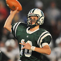10.08.2010 Padua at Elyria Catholic Football Highlights
