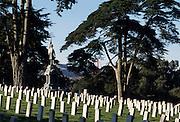 San Francisco National Cemetery, San Francisco, California