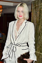"""KATRINA KNIZIKEVICIUTE at a party to celebrate the publication of """"Lady In Waiting: The Wristband Diaries"""" By Lady Victoria Hervey held at The Goring Hotel, Beeston Place, London on 9th May 2016."""