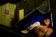 Curionopolis (Serra Pelada) _ PA, 14 Novembro de 2006..Retratos de ex garimpeiros da Serra Pelada....Foto: BRUNO MAGALHAES / AGENCIA NITRO