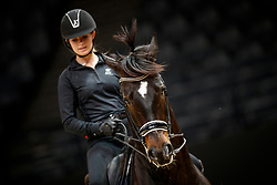 Barbancon Mestre Morgan, ESP, Sir Donnerhall II Old<br /> LONGINES FEI World Cup™ Finals Paris 2018<br /> © Dirk Caremans<br /> 12/04/2018