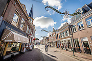 Binnenstad Hoorn.