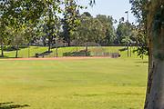 Baseball Field at Hart Park in Orange