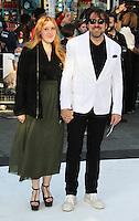 Honey Kinney Ross; Jonathan Ross, Star Trek Into Darkness London Film Premiere, Empire Cinema Leicester Square, London UK, 02 May 2013, (Photo by Richard Goldschmidt)
