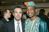 David Munns & Youssou N'dour