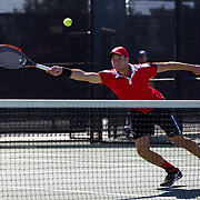 02/20/2016 - Men's Tennis v UC Santa Barbara
