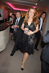 JERRY HALL at the annual Sotheby's Summer Party held at their auction rooms 34-35 New Bond Street, London W1 on 19th June 2008.<br />