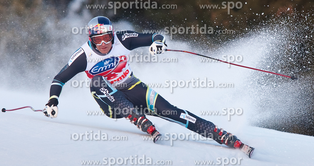 29.12.2010, Pista Stelvio, Bormio, ITA, FIS World Cup Ski Alpin, Men, downhill, im Bild Aksel Lund Svindal (NOR, #17). EXPA Pictures © 2010, PhotoCredit: EXPA/ J. Groder