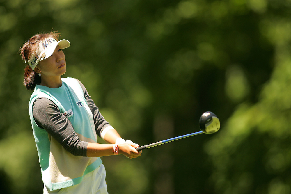 Mi Hyun Kim..2004 McDonald's LPGA Championship.Dupont Country Club.Wilmington, DE.Second Round.Saturday, June 12, 2004..photograph by Darren Carroll
