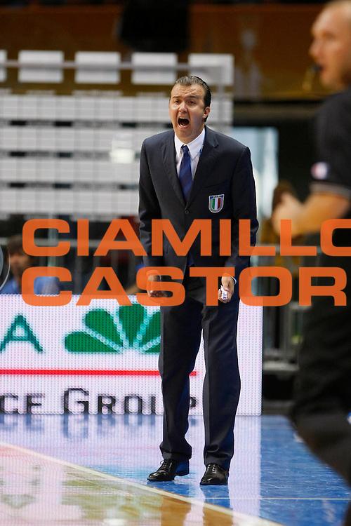 DESCRIZIONE : Siauliai Lithuania Lituania Eurobasket Men 2011 Preliminary Round Lettonia Italia Latvia Italy<br /> GIOCATORE : Simone Pianigiani<br /> SQUADRA : Italia Italy<br /> EVENTO : Eurobasket Men 2011<br /> GARA : Lettonia Italia Latvia Italy<br /> DATA : 02/09/2011 <br /> CATEGORIA : ritratto<br /> SPORT : Pallacanestro <br /> AUTORE : Agenzia Ciamillo-Castoria/M.Metlas<br /> Galleria : Eurobasket Men 2011 <br /> Fotonotizia : Siauliai Lithuania Lituania Eurobasket Men 2011 Preliminary Round Lettonia Italia Latvia Italy<br /> Predefinita :