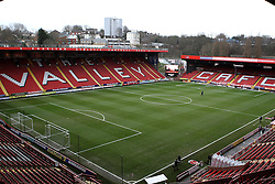 The Valley, home of Charlton Athletic - Mandatory byline: Robbie Stephenson/JMP - 06/02/2016 - FOOTBALL - The Valley - Charlton, England - Charlton Athletic v Bristol City - Sky Bet Championship
