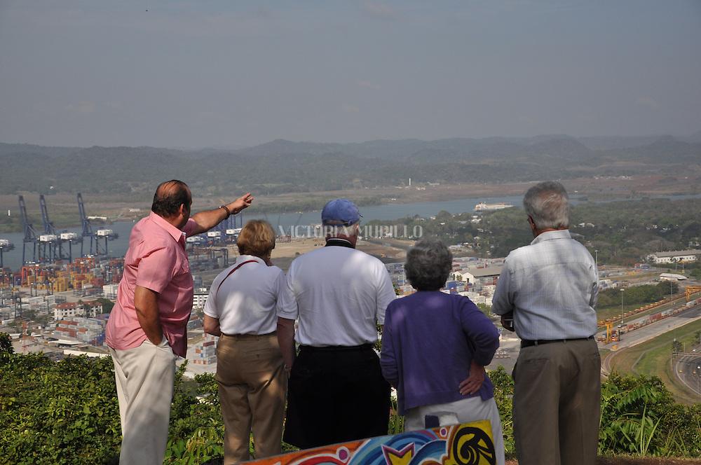 Vista del Cerro Ancón, Panamá City.©Victoria Murillo/Istmophoto.com
