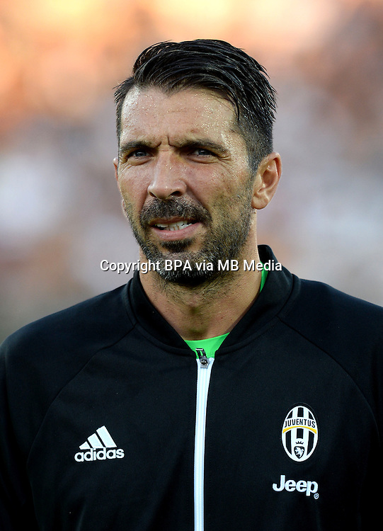 Italian League Serie A -2016-2017 / <br /> ( Juventus FC  ) - <br /> Gianluigi Buffon