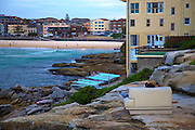 Ben Bucler late afternoon, Bondi Beach.