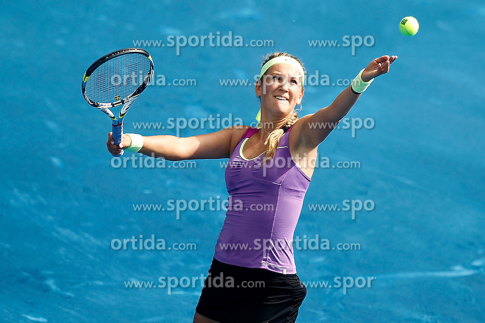 11.05.2012, Caja Magica, Madrid, ESP, WTA World Tour, Madrid Open, im Bild Victoria Azarenka // during the WTA World Tour, Madrid Open at the Caja Magica, Madrid, Spain on 2012/05/11. EXPA Pictures © 2012, PhotoCredit: EXPA/ Alterphotos/ Acero..***** ATTENTION - OUT OF ESP and SUI *****