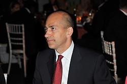 Arsenal's chief executive IVAN GAZIDIS at a gala evening in aid of Ubuntu Education Fund held at Battersea Power Station, London on 4th May 2011.