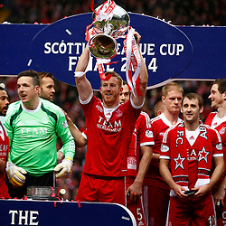Aberdeen v Inverness   Scottish League Cup Final   16 March 2014