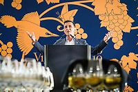Ouverture officielle de la billetterie à Vevey pour la fête des vignerons et rencontre Daniele Finzi Pasca avec les acteurs-figurants.<br /> Vevey septembre 2018<br /> ©Nicolas Righetti/Lundi13