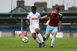 Cobh Ramblers v UCD / U19 Southern Division / 21.7.19 / St. Colman's Park, Cobh / <br /> <br /> Copyright Steve Alfred/photos.extratime.ie/pitchsidephoto.com 2019
