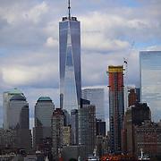 One World Trade Center o Freedom Tower (Torre della libertà) è uno degli edifici che compone il complesso del nuovo World Trade Center di New York all'estremità sud di Manhattan dove si trovavano gli edifici distrutti dagli attentati terroristici dell'11 settembre 2001. La Freedom Tower è l'edificio più alto di New York e di tutti gli Stati Uniti. La costruzione dell'edificio è cominciata nel 2004 e la sua apertura al pubblico è avvenuta lo scorso 29 maggio 2015