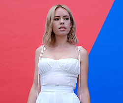 Edinburgh International Film Festival 2019<br /> <br /> Hurt By Paradise (World Premiere)<br /> <br /> Stars and guests arrive on the red carpet for the world premiere<br /> <br /> Pictured: Tanya Burr<br /> <br /> Aimee Todd | Edinburgh Elite media