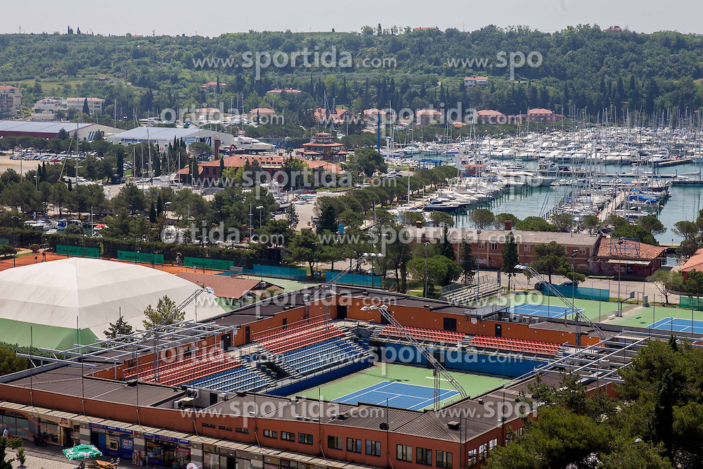 ATP Challenger Tilia Slovenia Open 2013, on June 20, 2013 in  Portoroz, Slovenia. (Photo By Vid Ponikvar / Sportida)