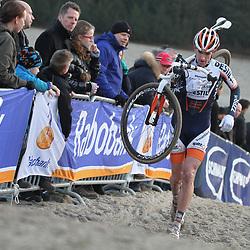 Nederlands Kampioenschap veldrijden Gasselte elite Patrick van Leeuwen
