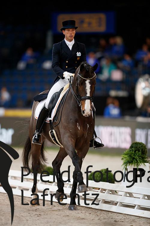 Carrascosa Martinez, Borja (ESP) Al Martino<br /> Stuttgart - German Masters 2016<br /> © www.sportfotos-lafrentz.de