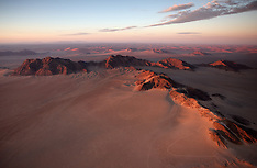 Namibia Sossusvlei Aerial Views