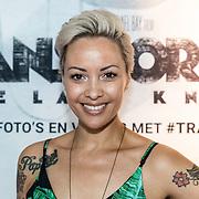 NLD/Amsterdam//20170621 - Premiere Transformers 3D: The Last Knight, Sonja Silva