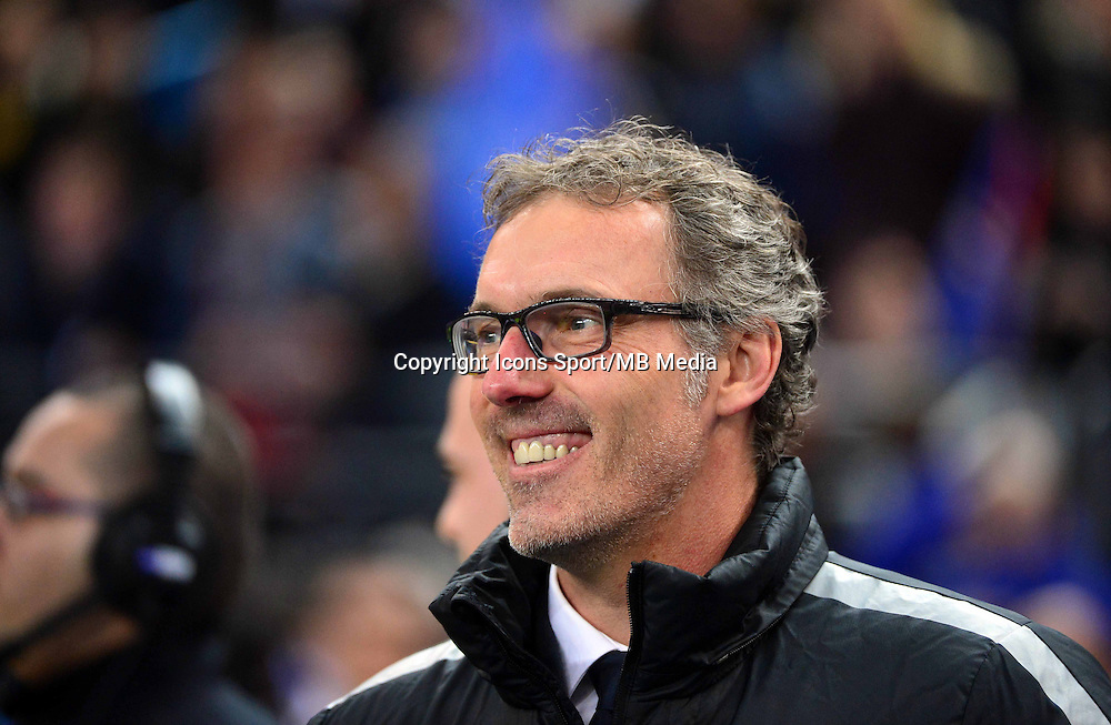 Laurent BLANC    - 11.04.2015 -  Bastia / PSG - Finale de la Coupe de la Ligue 2015<br />