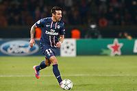 FOOTBALL - CHAMPIONS LEAGUE 2012/2013 PSG VS ZAGREB - 06/11/2012 - EZEQUIEL LAVEZZI (PARIS SAINT-GERMAIN)