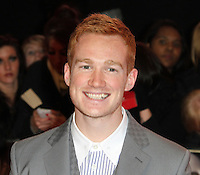 LONDON - NOVEMBER 14: Greg Rutherford attended the UK Film Premiere of 'The Twilight Saga: Breaking Dawn - Part Two', Empire cinema, Leicester Square, London, UK. November 14, 2012. (Photo by Richard Goldschmidt)