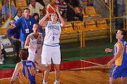DESCRIZIONE : Schio Qualificazione Eurobasket Women 2009 Italia Bosnia <br /> GIOCATORE : Simona Ballardini <br /> SQUADRA : Nazionale Italia Donne <br /> EVENTO : Raduno Collegiale Nazionale Femminile <br /> GARA : Italia Bosnia Italy Bosnia <br /> DATA : 06/09/2008 <br /> CATEGORIA : Tiro <br /> SPORT : Pallacanestro <br /> AUTORE : Agenzia Ciamillo-Castoria/S.Silvestri <br /> Galleria : Fip Nazionali 2008 <br /> Fotonotizia : Schio Qualificazione Eurobasket Women 2009 Italia Bosnia <br /> Predefinita :