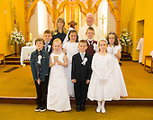 Ballycullane Communion 2014