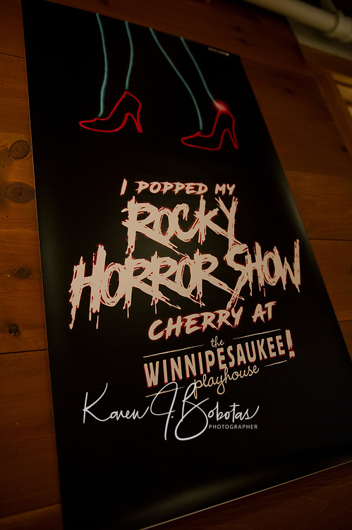 """The Summer Theater season will begin with the Winnipesaukee Playhouse production of """"Rocky Horror Show"""" beginning June .(Karen Bobotas/for the Laconia Daily Sun)"""