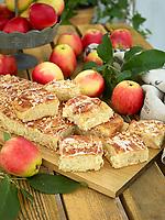 Motiv:Äpplebak<br /> Recept: Katarina Carlgren<br /> Fotograf: Thomas Carlgren<br /> Användningsrätt: Publ en gång <br /> Annan publicering kontakta fotografen