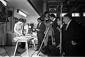 1962 - G.E.C. Film for TV at ESB showrooms, Fleet Street