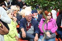 Mannheim. 26.09.15 Wasserturm. Blumepeterfest. Eine Feuerio Benefizaktion zugunsten des Mannheimer Morgen. Wir wollen helfen.<br /> Bild: Markus Pro&szlig;witz 26SEP15 / masterpress