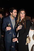 MARK FRANCIS VANDELLI; JADE HARGREAVES, Bonhams host a private view for their  forthcoming auction: Jackie Collins- A Life in Chapters' Bonhams, New Bond St.  3 May 2017.