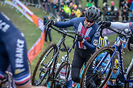 Nick CARTER (USA) at the 2019 UCI Cyclo-Cross World Championships in Bogense, Denmark
