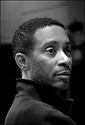 Director Charles Randolph-Wright at Porgy and Bess, 75th anniversary production.