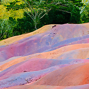 Lands of the seven color. Chamarel | Les terres des sept couleurs à chamarel