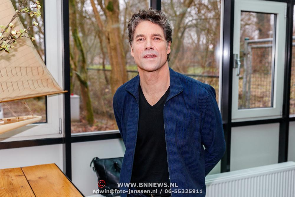 NLD/Amsterdam/20180104 - Persviewing SBS Zomer in Zeeland, Daniel Boissevain
