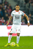 Edson Mexer - 15.03.2015 - Lille / Rennes - 29e journee Ligue 1<br /> Photo : Andre Ferreira / Icon Sport